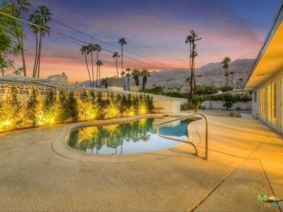 1329 S RIVERSIDE Drive, Palm Springs, CA 92264 - MLS#: 18384680PS