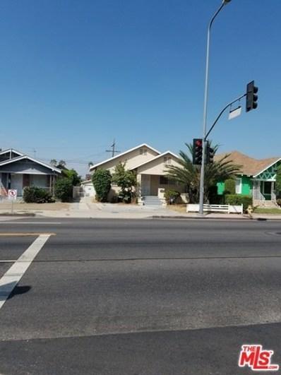 2815 ARLINGTON Avenue, Los Angeles, CA 90018 - MLS#: 18384698