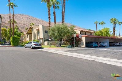 250E E SAN JOSE Road UNIT 72, Palm Springs, CA 92264 - MLS#: 18384780PS