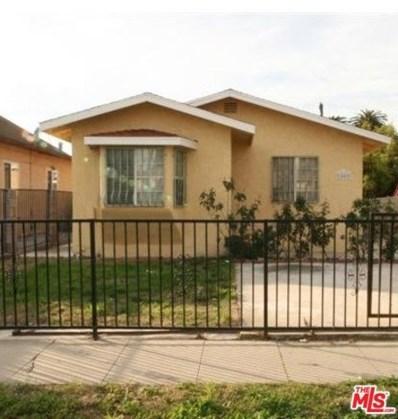 1261 S MUIRFIELD Road, Los Angeles, CA 90019 - MLS#: 18385050
