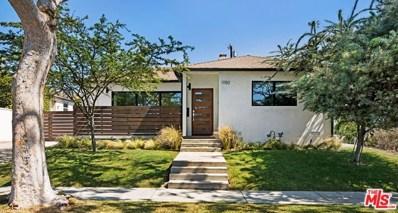 11150 RHODA Way, Culver City, CA 90230 - MLS#: 18385082