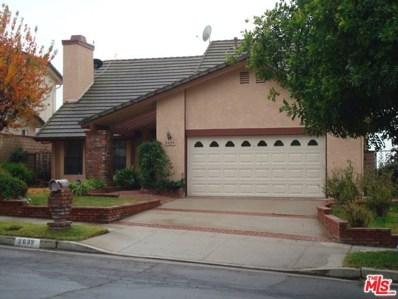 2639 WOODSTOCK Lane, Burbank, CA 91504 - MLS#: 18385176