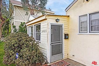 2425 20TH Street, Santa Monica, CA 90405 - MLS#: 18385208