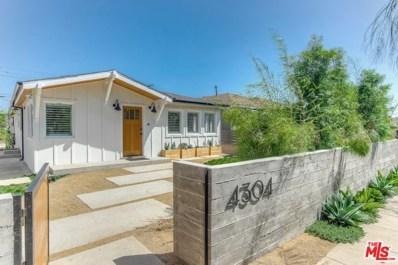 4304 CHASE Avenue, Los Angeles, CA 90066 - MLS#: 18385226