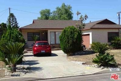 10657 HOMAGE Avenue, Whittier, CA 90604 - MLS#: 18385254