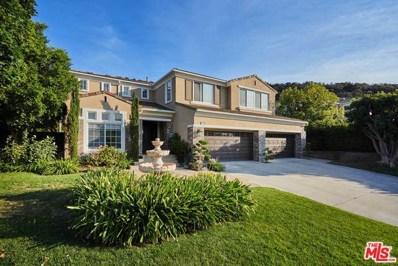3805 ROCK HAMPTON Drive, Tarzana, CA 91356 - MLS#: 18385258