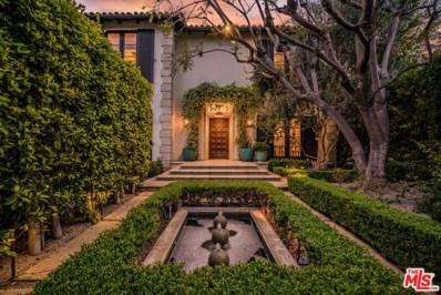 603 N SIERRA Drive, Beverly Hills, CA 90210 - MLS#: 18385304