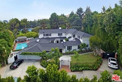 121 GROVERTON Place, Los Angeles, CA 90077 - MLS#: 18385372