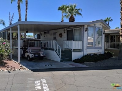 69801 RAMON Road UNIT 35, Cathedral City, CA 92234 - MLS#: 18385414PS