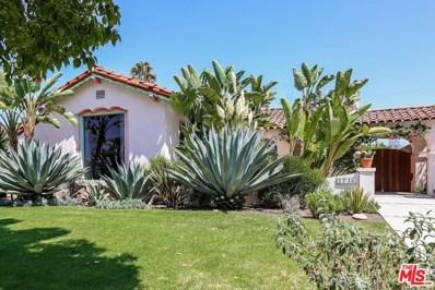 1716 S CORNING Street, Los Angeles, CA 90035 - MLS#: 18385420