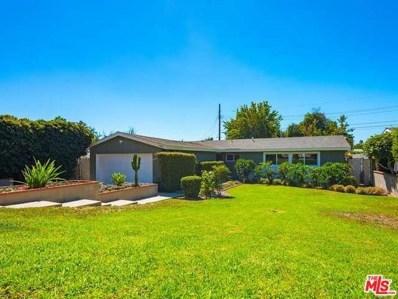 11401 STRANWOOD Avenue, Granada Hills, CA 91344 - MLS#: 18385444