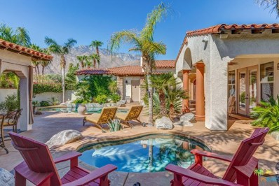 1302 COLONY Way, Palm Springs, CA 92262 - MLS#: 18385594PS