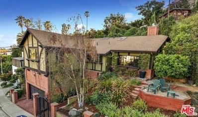 3300 LARISSA Drive, Los Angeles, CA 90026 - MLS#: 18385788