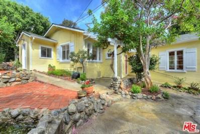 8345 Ridpath Drive, Los Angeles, CA 90046 - MLS#: 18385830