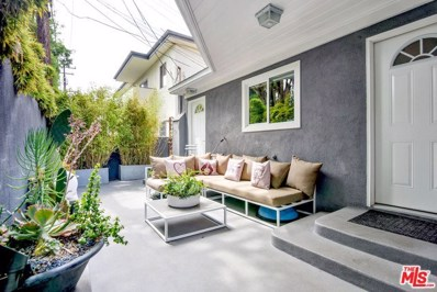 8116 ROMAINE Street, West Hollywood, CA 90046 - MLS#: 18385850