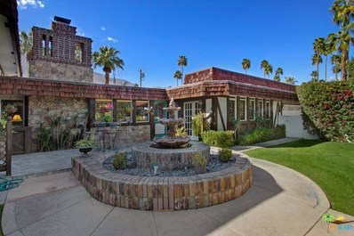 635 S GRENFALL Road, Palm Springs, CA 92264 - MLS#: 18385944PS