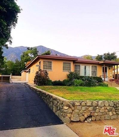 285 W Montecito Avenue UNIT C, Sierra Madre, CA 91024 - MLS#: 18385976