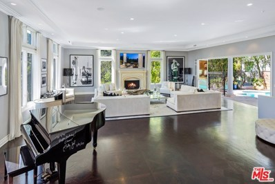 1404 DAWNRIDGE Drive, Beverly Hills, CA 90210 - MLS#: 18386006