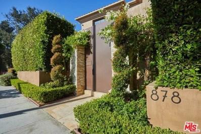 878 S Gretna Green Way, Los Angeles, CA 90049 - MLS#: 18386042