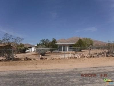 4524 AVENIDA LA MANANA, Joshua Tree, CA 92252 - MLS#: 18386226PS