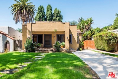1237 POINSETTIA Drive, West Hollywood, CA 90046 - MLS#: 18386240