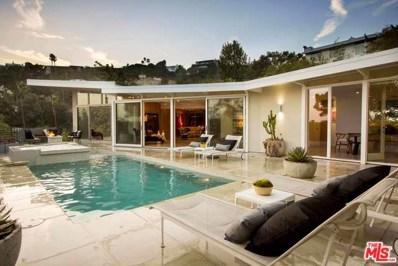 1551 ORIOLE Lane, Los Angeles, CA 90069 - MLS#: 18386258
