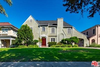 1654 BUCKINGHAM Road, Los Angeles, CA 90019 - MLS#: 18386328