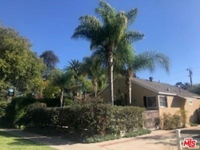 4085 Van Buren Place, Culver City, CA 90232 - MLS#: 18386706