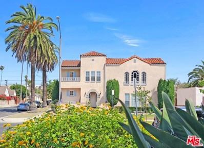 1600 S. Stanley Avenue Street, Los Angeles, CA 90019 - MLS#: 18386754