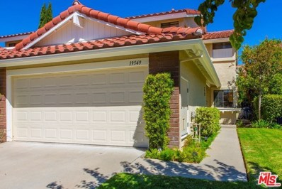19549 CRYSTAL RIDGE Lane, Porter Ranch, CA 91326 - MLS#: 18386886
