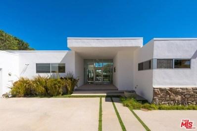 16693 CHARMEL Lane, Pacific Palisades, CA 90272 - MLS#: 18386924