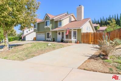 3177 PAXTON Avenue, Palmdale, CA 93551 - MLS#: 18386976