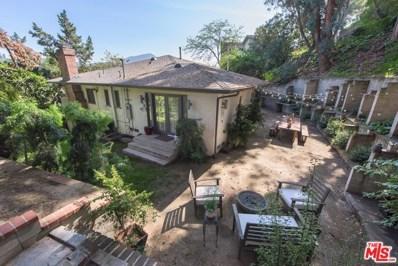 3810 Multiview Drive, Los Angeles, CA 90068 - MLS#: 18387042