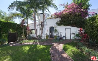 943 N EDINBURGH Avenue, Los Angeles, CA 90046 - MLS#: 18387044