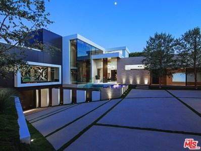 1201 LAUREL Way, Beverly Hills, CA 90210 - MLS#: 18387164