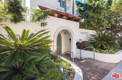 15500 W SUNSET UNIT 304, Pacific Palisades, CA 90272 - MLS#: 18387284