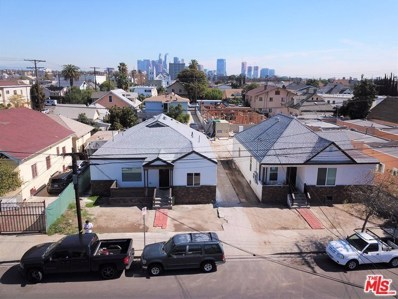 1208 S MARIPOSA Avenue, Los Angeles, CA 90006 - MLS#: 18387346