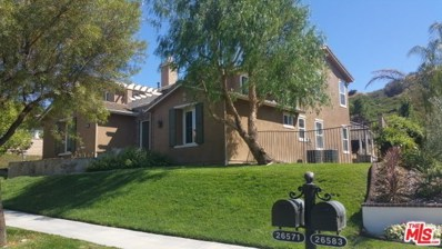 26571 N OAK TERRACE Place, Valencia, CA 91381 - MLS#: 18387406
