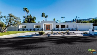 2358 S ALHAMBRA Drive, Palm Springs, CA 92264 - MLS#: 18387444PS