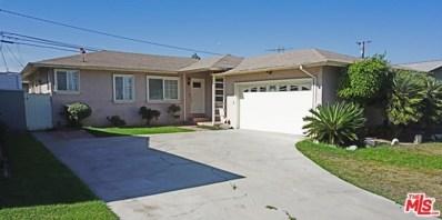 13331 S SAINT ANDREWS Place, Gardena, CA 90249 - MLS#: 18387490