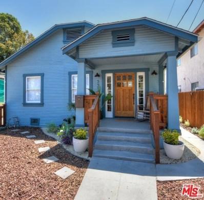 5516 MERIDIAN Street, Los Angeles, CA 90042 - MLS#: 18387518