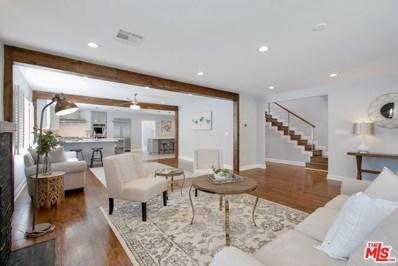 851 S CLOVERDALE Avenue, Los Angeles, CA 90036 - MLS#: 18387560