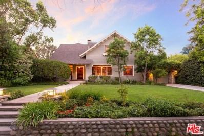 485 PALMETTO Drive, Pasadena, CA 91105 - MLS#: 18387706