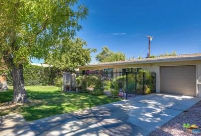 776 N HERMOSA Drive, Palm Springs, CA 92262 - MLS#: 18387726PS