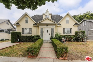 929 3RD Avenue, Los Angeles, CA 90019 - MLS#: 18387784
