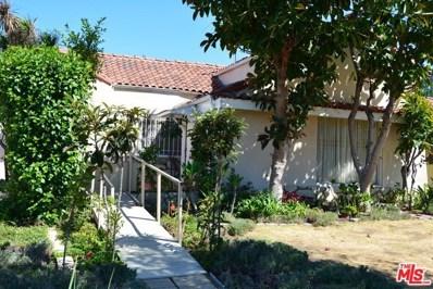 6167 BARROWS Drive, Los Angeles, CA 90048 - MLS#: 18387876