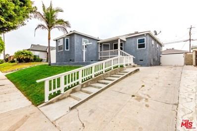 10236 S 1ST Avenue, Inglewood, CA 90303 - MLS#: 18387944