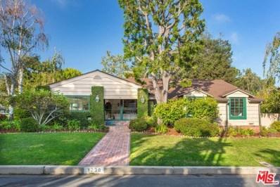 1238 VILLA WOODS Drive, Pacific Palisades, CA 90272 - MLS#: 18388242