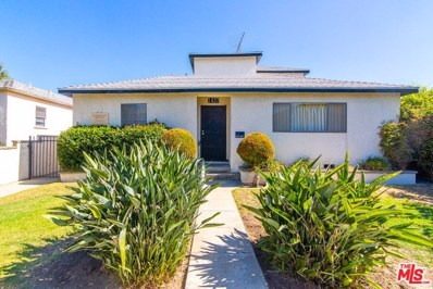 1437 BERKELEY Street, Santa Monica, CA 90404 - MLS#: 18388466