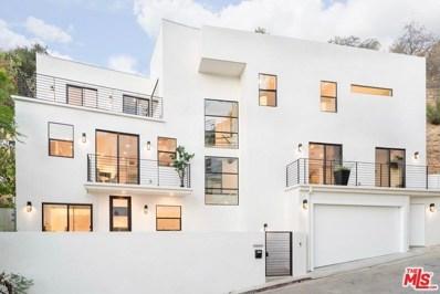6154 GLEN ALDER Street, Los Angeles, CA 90068 - MLS#: 18388532